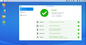 NAS Synology DS2419